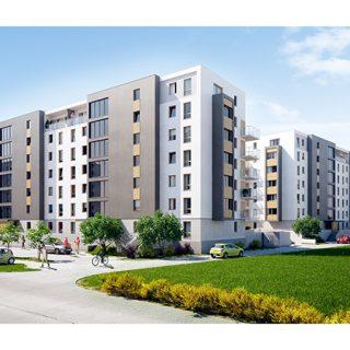 Kasztelańskie Apartamenty – budowa