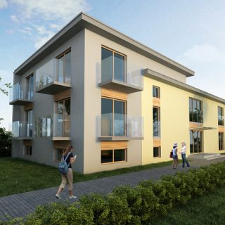 Single family house, Opole