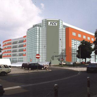 Centrum handlowo-usługowe w Opolu