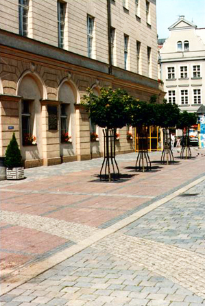Modernisation of market square, Opole