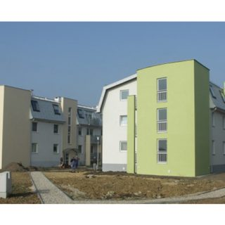 TBS housing estate in Opole