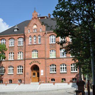 Budynek hospicjum Betania, Opole