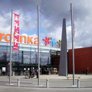 """Karolinka"" shopping center"