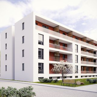 OTBS Social Housing in Opole