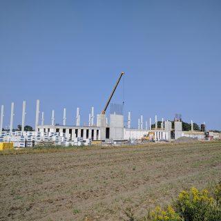 (Polski) W Parku Naukowo-Technologicznym w Opolu powstają hale