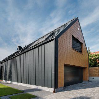 Rozbudowa domu w Opolu – zdjęcia